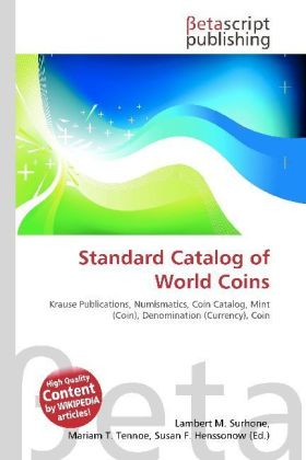 Standard Catalog of World Coins | Dodax.at