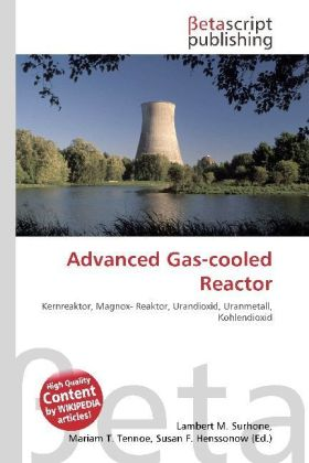 Advanced Gas-cooled Reactor | Dodax.at