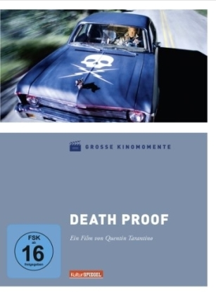 Death Proof: Todsicher - Grosse Kinomomente | Dodax.co.uk