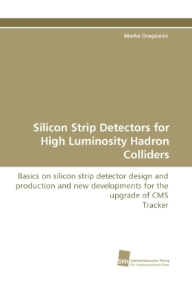 Silicon Strip Detectors for High Luminosity Hadron Colliders | Dodax.ch