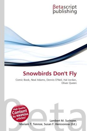 Snowbirds Don't Fly | Dodax.ch