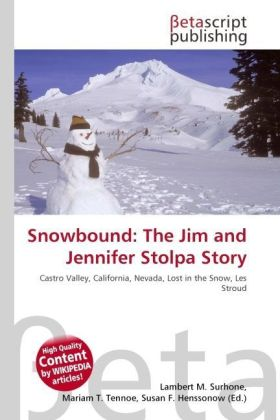 Snowbound: The Jim and Jennifer Stolpa Story | Dodax.ch
