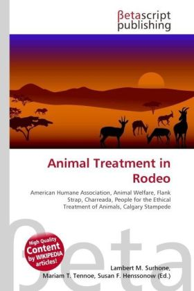 Animal Treatment in Rodeo | Dodax.ch