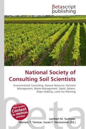 National Society of Consulting Soil Scientists | Dodax.at