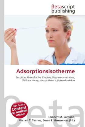 Adsorptionsisotherme | Dodax.pl