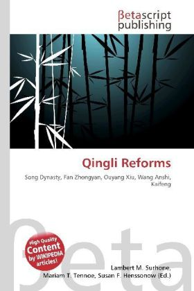 Qingli Reforms | Dodax.at