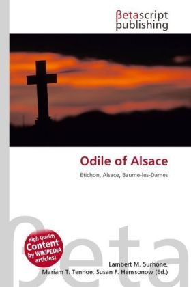 Odile of Alsace | Dodax.at