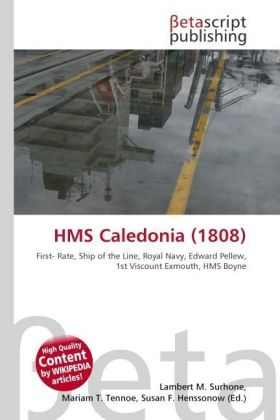 HMS Caledonia (1808) | Dodax.at