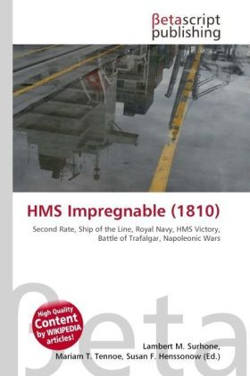 HMS Impregnable (1810) | Dodax.at