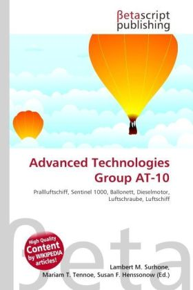 Advanced Technologies Group AT-10 | Dodax.at