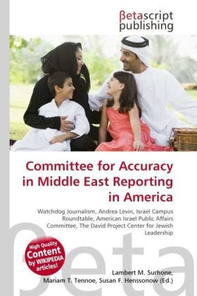 Committee for Accuracy in Middle East Reporting in America   Dodax.pl