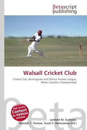 Walsall Cricket Club | Dodax.at