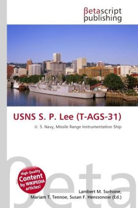 USNS S. P. Lee (T-AGS-31)   Dodax.at