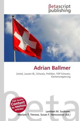 Adrian Ballmer | Dodax.co.uk