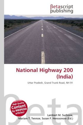 National Highway 200 (India) | Dodax.ch