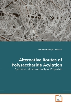 Alternative Routes of Polysaccharide Acylation | Dodax.ch