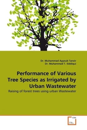 Performance of Various Tree Species as Irrigated by Urban Wastewater | Dodax.it