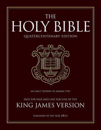 The Holy Bible - King James Version (otherwise: Autherized Version) | Dodax.pl