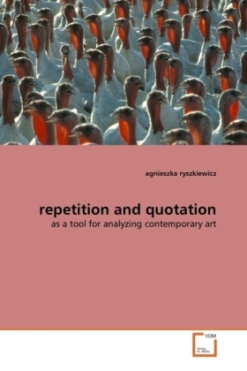 repetition and quotation | Dodax.de