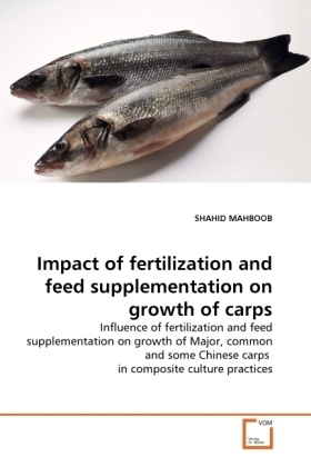 Impact of fertilization and feed supplementation on growth of carps | Dodax.it