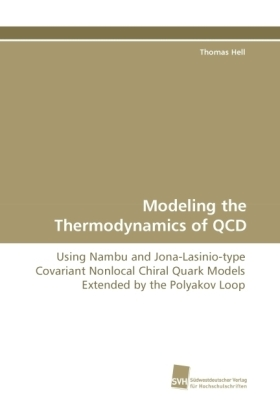Modeling the Thermodynamics of QCD | Dodax.pl