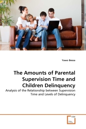 The Amounts of Parental Supervision Time and Children Delinquency | Dodax.ch