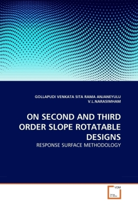 ON SECOND AND THIRD ORDER SLOPE ROTATABLE DESIGNS | Dodax.ch