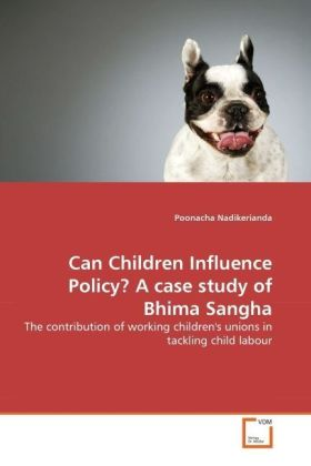 Can Children Influence Policy? A case study of Bhima Sangha | Dodax.ch