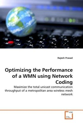Optimizing the Performance of a WMN using Network Coding | Dodax.ch