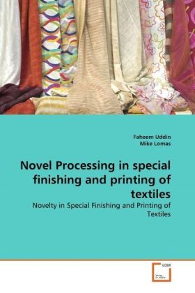 Novel Processing in special finishing and printing of textiles | Dodax.ch