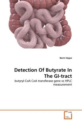 Detection Of Butyrate In The GI-tract | Dodax.de