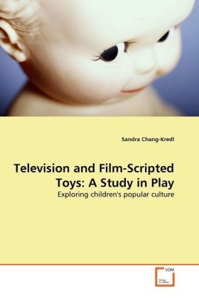 Television and Film-Scripted Toys: A Study in Play | Dodax.pl