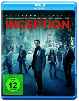 Inception, 1 Blu-ray + Digital Copy | Dodax.de