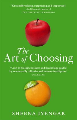 The Art Of Choosing | Dodax.ch
