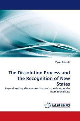 The Dissolution Process and the Recognition of New States | Dodax.at