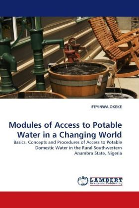 Modules of Access to Potable Water in a Changing World | Dodax.de