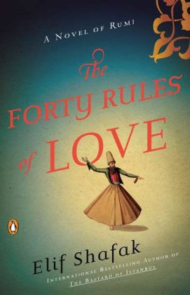The Forty Rules of Love | Dodax.fr