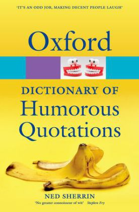 Oxford Dictionary of Humorous Quotations | Dodax.de