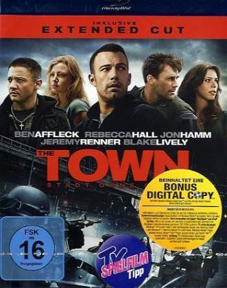 The Town - Stadt ohne Gnade, inkl. Extended Cut, 1 Blu-ray + Digital Copy | Dodax.de