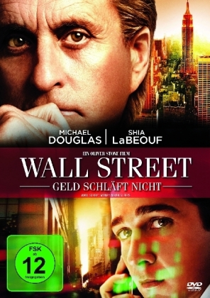 Wall Street - Geld schläft nicht, 1 DVD + Digital Copy | Dodax.co.uk