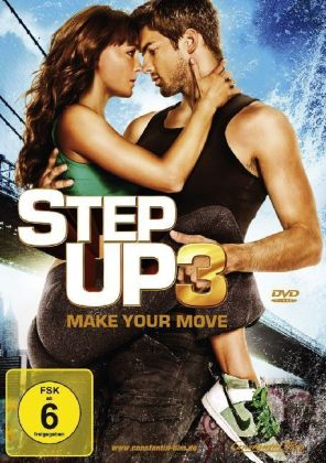 Step Up 3, 1 DVD | Dodax.nl