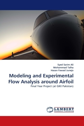 Modeling and Experimental Flow Analysis around Airfoil | Dodax.at