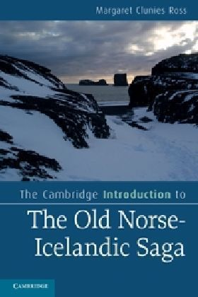 The Cambridge Introduction to the Old Norse-Icelandic Saga | Dodax.ch
