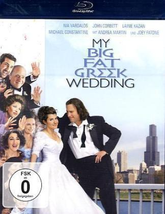 My Big Fat Greek Wedding, 1 Blu-ray | Dodax.at
