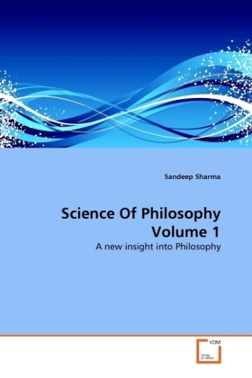 Science Of Philosophy Volume 1 | Dodax.ch