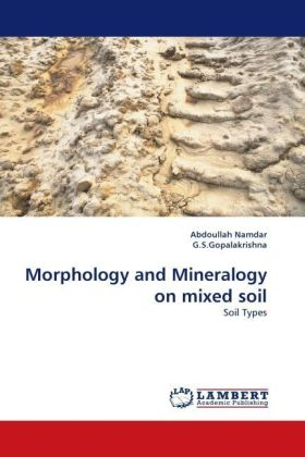 Morphology and Mineralogy on mixed soil | Dodax.ch