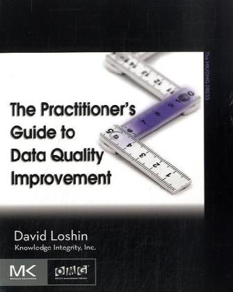 The Practitioner's Guide to Data Quality Improvement | Dodax.ch