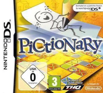 Pictionary German Edition - DS | Dodax.fr