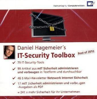 IT-Security-Toolbox Best of 2010, CD-ROM | Dodax.at