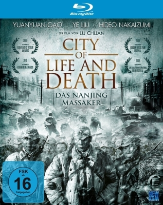City Of Live And Death, 1 Blu-ray | Dodax.at